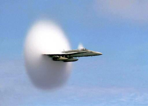 Wilk4: Breaking the Sound Barrier (and Vapor Cones around Jets)